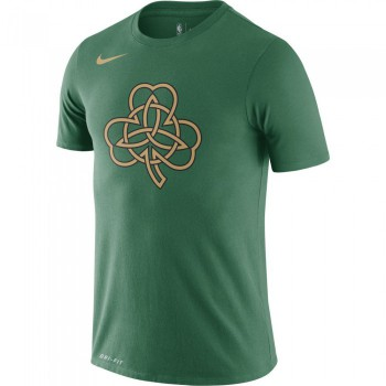 T-shirt Celtics City Edition Logo clover NBA | Nike