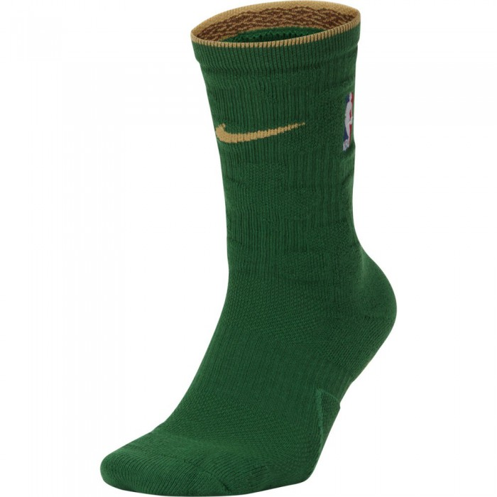 Chaussettes Celtics City Edition clover/club gold/club gold NBA