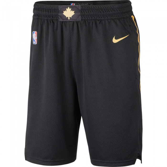 Short NBA Toronto Raptors Nike City Edition Swingman