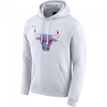 Sweat Bulls City Edition Logo white NBA | Nike
