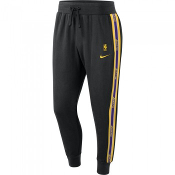 Pantalon Los Angeles Lakers Nike black/black/amarillo NBA | Nike