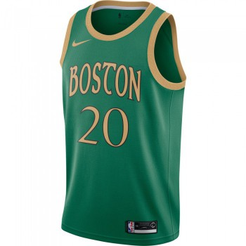 Maillot NBA Gordon Hayward Boston Celtics Nike City Edition swingman | Nike