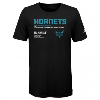 T-shirt Charlotte Hornets Global Game rapid teal NBA | Nike