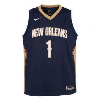 Swingman Icon Jersey Player New Orleans Pelicans Williamson Zion Nike | Nike