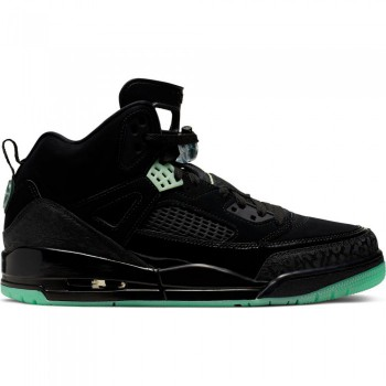 Air Jordan Spizike black/green glow-anthracite | Air Jordan