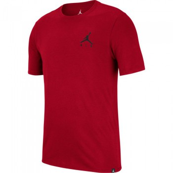 T-shirt Jordan Sportswear Jumpman Air Embroidered T-shirt gym red/black | Air Jordan