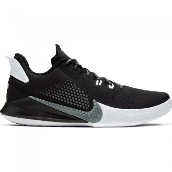 Mamba Fury black/smoke grey-white | Nike