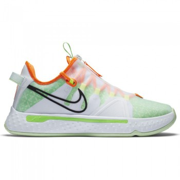 Nike PG 4 Gatorade white/multi-color | Nike