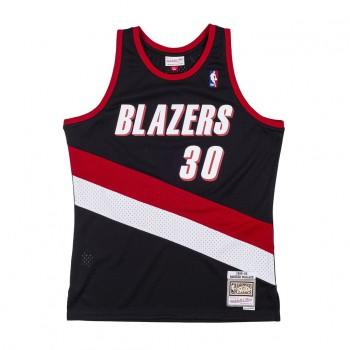 1999-00 Portland Trail Blazers Swingman Jersey Rasheed Wallace | Mitchell & Ness