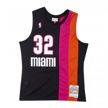 Maillot NBA Shaquille O'neal Miami Heat 2005-06 Swingman Mitchell&Ness | Mitchell & Ness