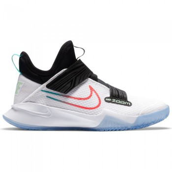 Nike Zoom Flight white/flash crimson-hyper jade-black | Nike