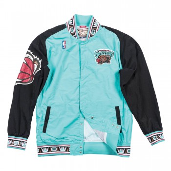 Authentic Warm Up Jacket Mn-nba-6056-torrap-pur-l | Mitchell & Ness