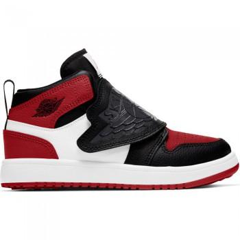 Sky Jordan 1 black/anthracite-varsity red-white | Air Jordan