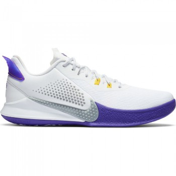 Mamba Fury white/lt smoke grey-field purple | Nike