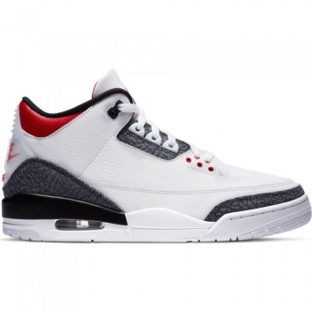 Air Jordan 3 Retro Se white/fire red-black | Air Jordan