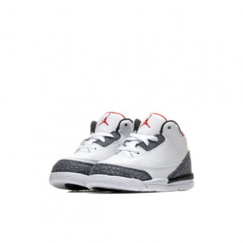 Jordan 3 Retro Se white/fire red-black | Air Jordan