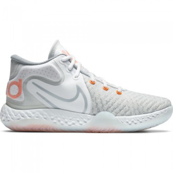 Kd Trey 5 Viii white/pure platinum-total orange | Nike