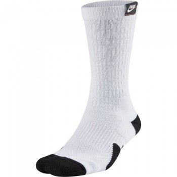 Chaussettes Giannis Nike Elite white/black | Nike