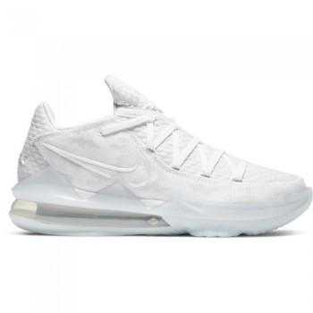 Lebron 17 Low white/pure platinum | Nike