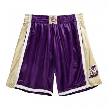 Short Authentic Kobe Bryant Los Angeles Lakers '96 Mitchell & Ness NBA | Mitchell & Ness