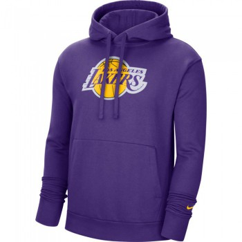 Sweat Lakers Logo field purple/amarillo NBA | Nike