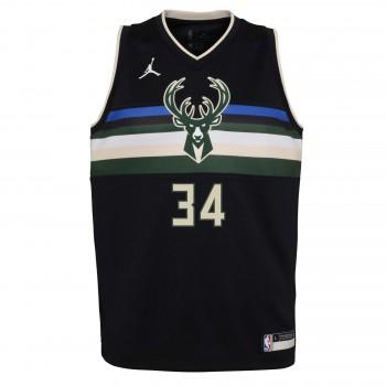 Statement Swingman Jrsy Plyer Milwaukee Bucks Antetokounmpo Giannis NBA | Air Jordan