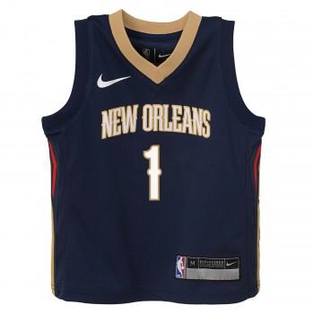 Replica Icon Road Jersey   New Orleans Pelicans Williamson Zion NBA | Nike