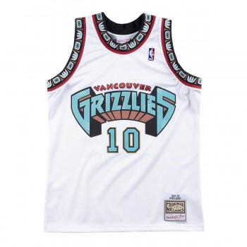 Maillot NBA Vancouver Grizzlies Mike Bibby '98 Mitchell & Ness Swingman | Mitchell & Ness
