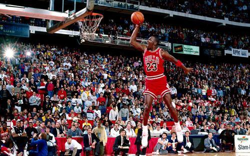 Histoire : 1988, Michael Jordan et la Jordan III survolent le All-Star week-end